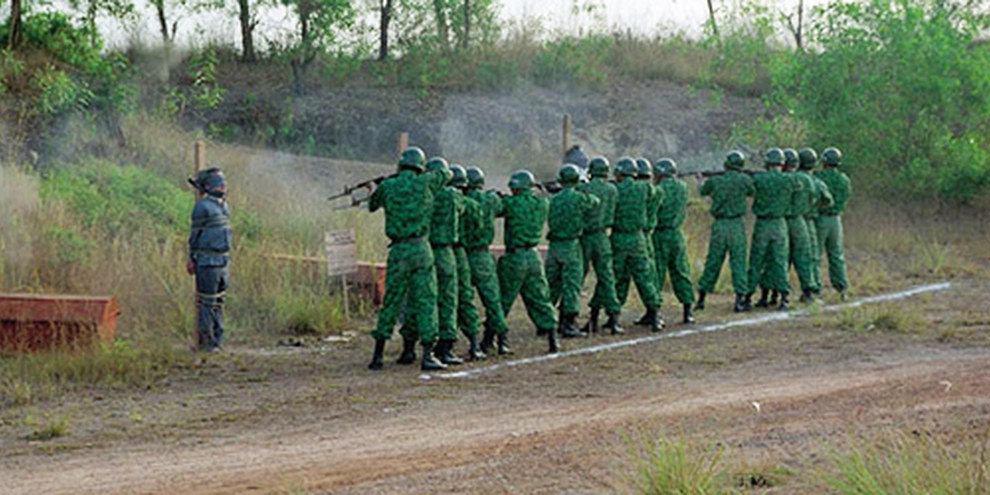 Les dernières exécutions de criminels par pelotons d'exécution remontent à 2011. © DR