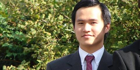 Le militant politique Nguyen Tien Trung avait été condamné à sept ans d'emprisonnement. © DR