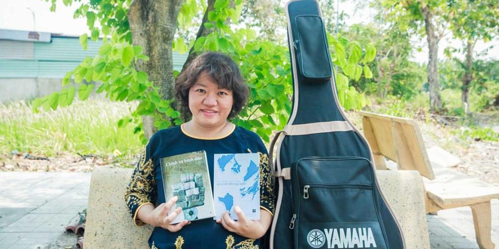 Pham Doan Trang, auteure et défenseure des droits humains. © Amnesty International