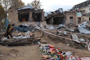 De nombreux civils tués par l'usage inconsidéré d'armements dans le conflit au Haut-Karabakh