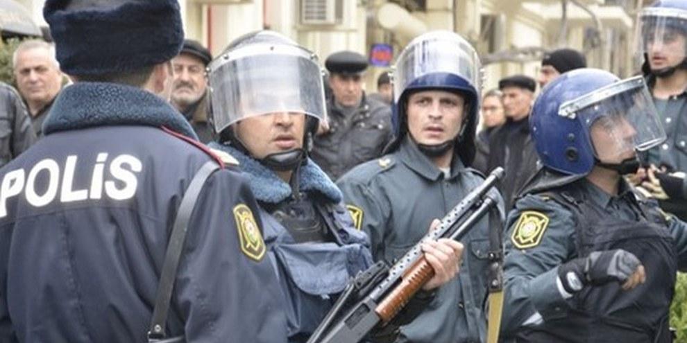 Depuis quelques mois, la violence policière contre les manifestant·e·s s'est nettement intensifiée. © IRFS