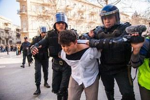 Azerbaijan March 2013