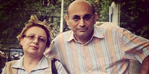 Leyla et Arif yunus, prisonniers d'opinion. © DR