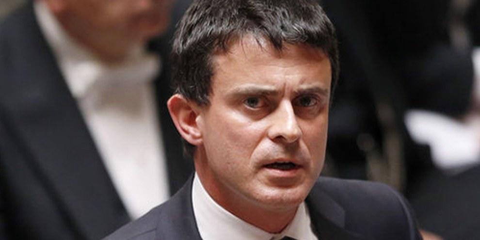 Les mesures antiterroristes annoncées par le Premier ministre Manuel Valls risquent notamment de violer la présomption d'innocence. © DR