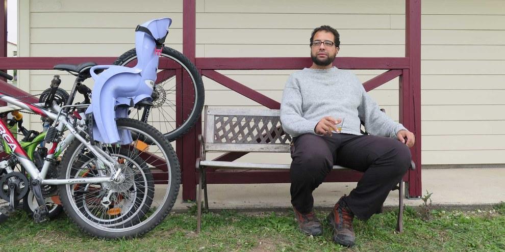 Kamel Daoudi, 44 ans, est assigné à résidence depuis plus de dix ans en France. © Amnesty International