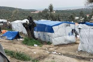 Les réfugiés doivent pouvoir quitter les îles grecques