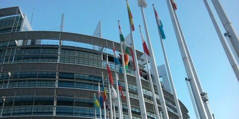 Parlement européen à Strasbourg. © Wikicommons