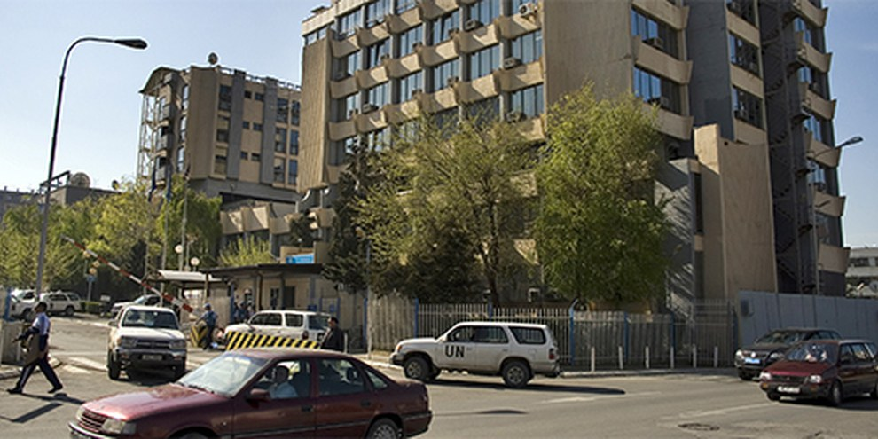 La négligence de la MINUK contribue au climat d'impunité qui règne au Kosovo. © ONU