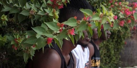 Ils ont aidé d'autres personnes – et sont maintenant traités comme des criminels : Le El Hiblu 3. © Amnesty International/Joanna Demarco