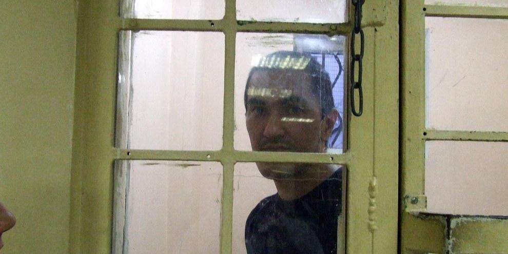 L'ouzbèke Mirsobir Khamidkariev, producteur de cinéma et homme d'affaires a été renvoyé de force et victime de torture en 2014. © Droits réservés