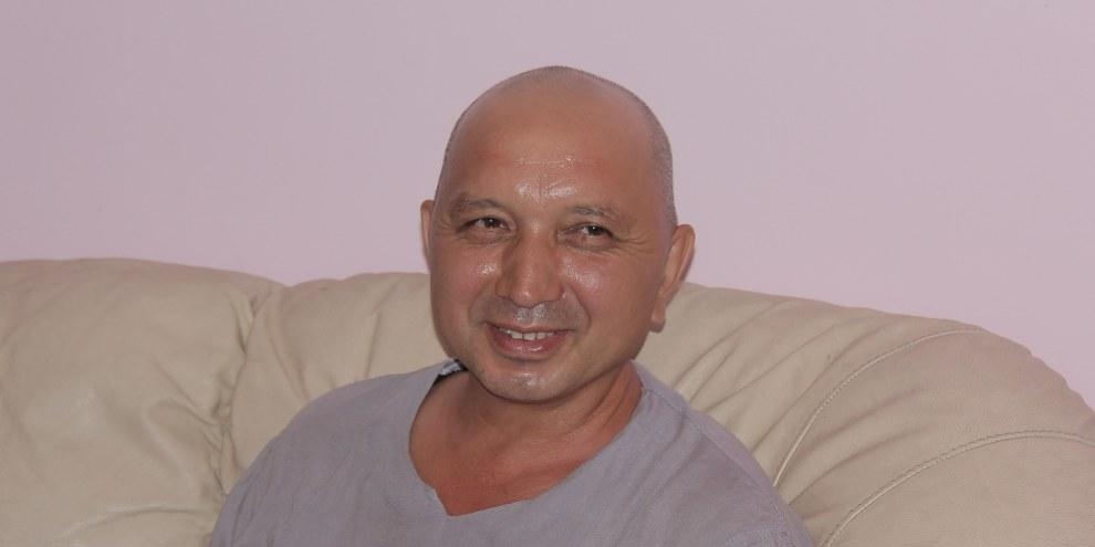 Erkin Moussaïev a finalement été libéré après 11 ans de prison. © DR
