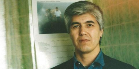 Mouhammad Bekjanov a passé 17 années derrière les barreaux. Sa peine de prison, prononcée à l'issue d'un procès inique entaché d'actes de torture, a été prolongée de manière arbitraire. © DR