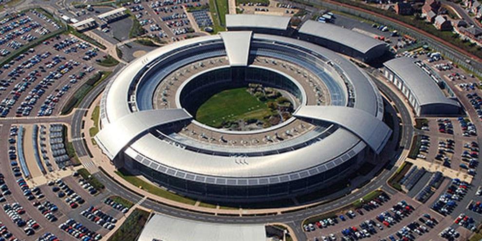 Government Communications Headquarters (GCHQ), agence britannique du renseignement électronique © DR