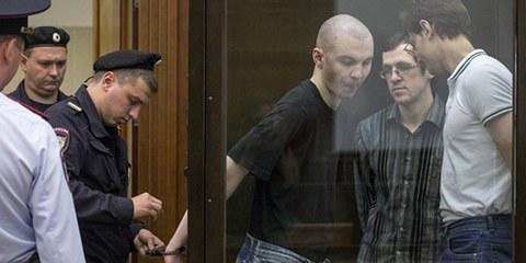 Les lois russes sont toujours plus répressives, comme en témoignent les chefs d'accusations dans l'affaire Bolotnaïa. © Aleksandr Baroshin