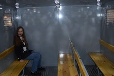 Les conditions de transport des prisonniers rappellent la période du Goulag