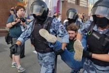 Des centaines de manifestants arrêtés