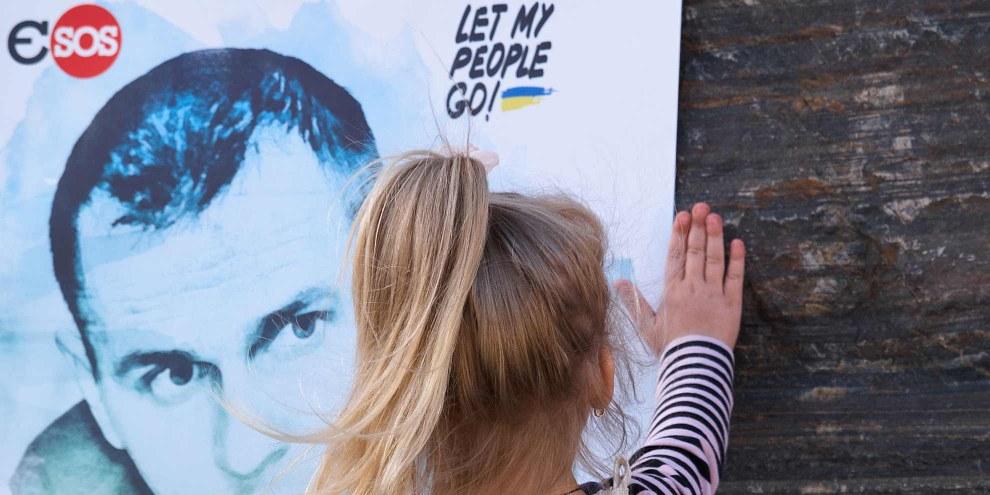 Après avoir passé plus de 6 ans derrière les barreaux Oleg Sentsov a été libéré © Polydeuces / shutterstock.com