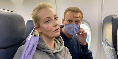 © Aleksei Navalny / Instagram
