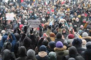 Les militant·e·s pro-Navalny doivent être libéré·e·s