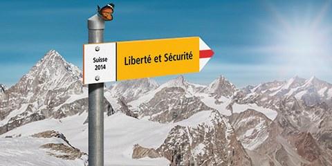 La Convention européenne des droits de l'homme garantit la protection des droits fondamentaux en Europe. © AI