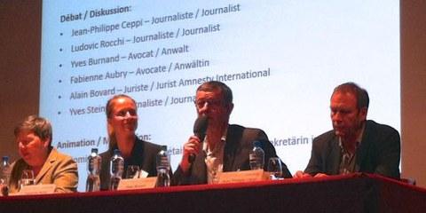 CEDH et liberté de la presse en Suisse