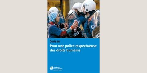 Pour une police respectueuse des droits humains