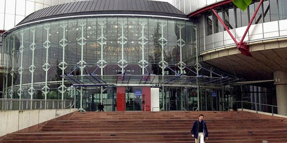 La Cour européenne des droits de l'homme, à Strasbourg. © APGraphicsBank