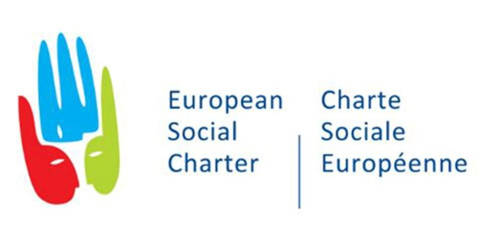 La Charte sociale européenne qui protège les droits économiques, sociaux et culturels, est le complément de la Convention européenne des droits de l'Homme, qui elle porte essentiellement sur les droits civils et politiques. © CoE
