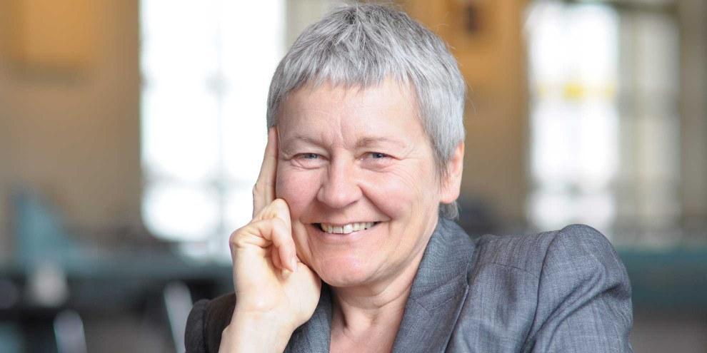 Denise Graf, coordinatrice asile pour la Section suisse d'Amnesty International. © AI