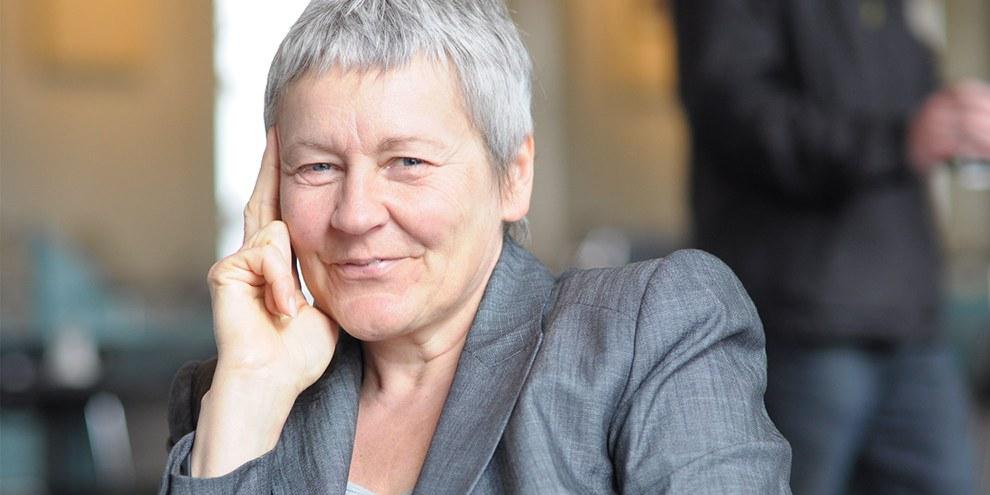 Denise Graf, coordonnatrice asile à Amnesty Suisse, prend position sur le possible renvoi de demandeurs d'asile érythréens déboutés. © Amnesty International