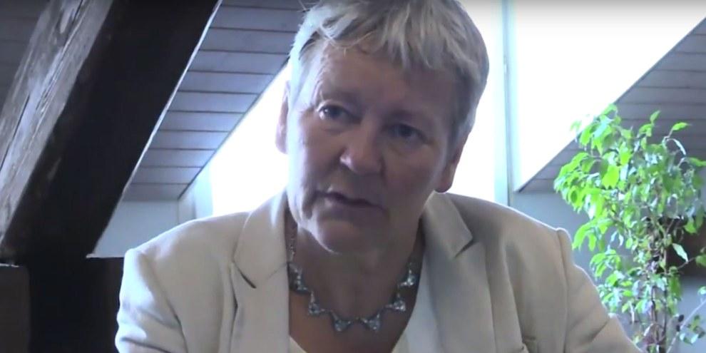 Denise Graf s'exprime sur le règlement Dublin