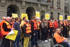 Plus de 25'000 personnes demandent à la Suisse d'accorder un pavillon à l'Aquarius