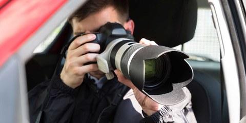 Le droit à la vie privée se retrouverait mis à mal si des détectives étaient autorisés à enquêter sur les personnes assurées soupçonnées d'abus © Shutterstock/Andrey Popov