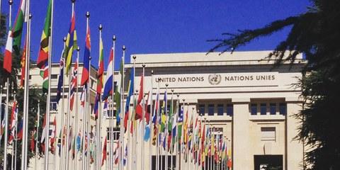 Le Palais des Nations à Genève où siège le Comité des Nations unies contre la torture.  ©UN
