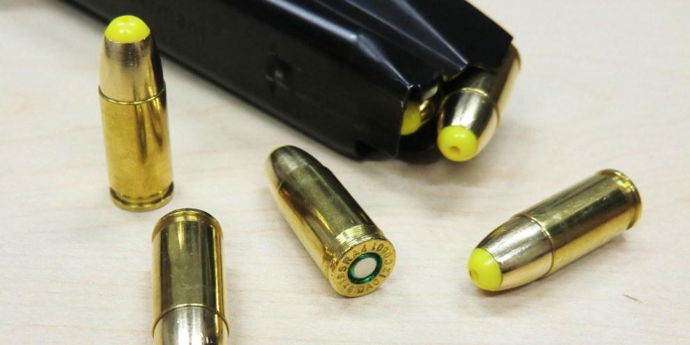 Munitions de RUAG © Wikimedia Commons / Chris1287