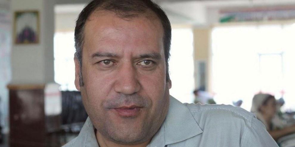 © Le journaliste Khaïroullo Mirsaidov a été libéré après plus de huit mois de détention. DR