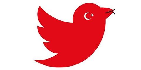 Le premier ministre turc Recep Tayyip Erdogan veut «supprimer» le réseau de microblogging. © EBERT