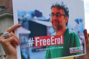 Erol Önderoglu et Sebnem Korur Fincancı remis en liberté conditionnelle