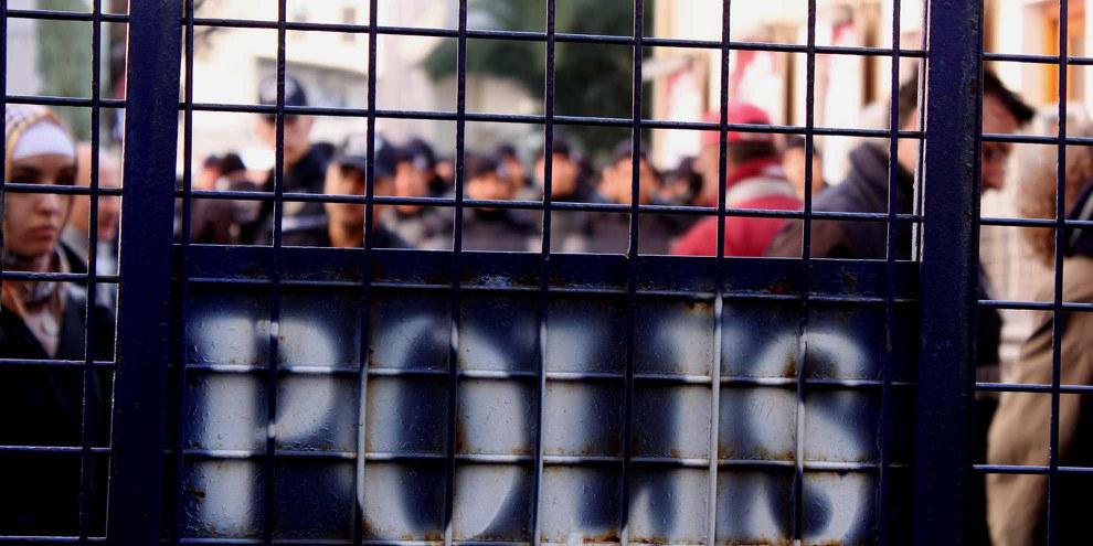 Plus de 1000 universitaires font l'objet d'enquêtes pour avoir signé une pétition réclamant la paix dans le sud-est du pays. © Amnesty International / Sercan Meriç