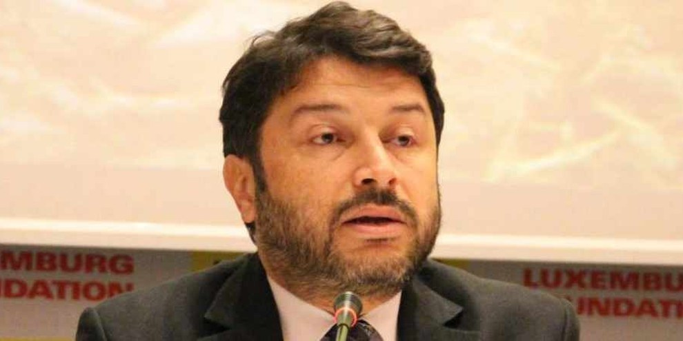 Taner Kılıç, le président d'Amnesty Turquie, a été arrêté le 6 juin 2017 et fait face à des accusations absurdes d'«appartenance à l'organisation terroriste Fethullah Gülen». © Amnesty International