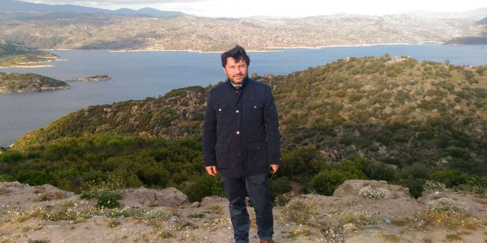 Taner Kiliç, avocat et président d'Amnesty International Turquie. © Amnesty International
