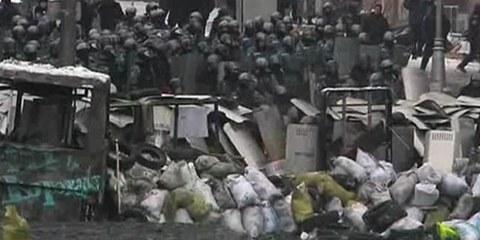 Des preuves attestant d'actes isolés imputables aux deux camps ont été récoltées, mais elles n'ont pas l'ampleur dénoncée par les médias et les autorités russes. © Amnesty International Reuters