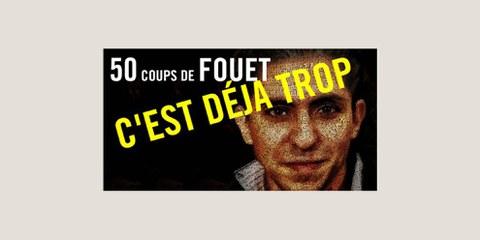 La flagellation de Raif Badawi doit cesser!