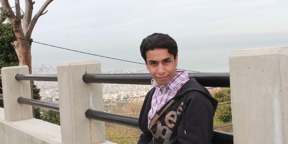 Ali al-Nimr a été condamné à mort le 27 mai 2014 pour des crimes qu'il est accusé d'avoir commis lorsqu'il avait 17 ans. © Droit réservés