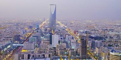 Façade moderne, jurisprudence médiévale: En Arabie saoudite, les jugements arbitraires sont courants. Sur l'image, la capitale de l'Arabie saoudite, Riad. © Fedor Selivanov / Shutterstock.com