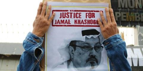 Toujours pas de justice pour Jamal Khashoggi: la procédure devant un tribunal saoudien n'a pas été transparente. © Herwin Bahar / Shutterstock.com