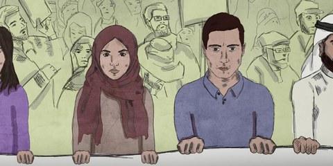 L'Arabie saoudite prend de sévères mesures contre les voix critiquant le gouvernement. © AI