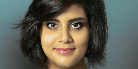 Loujain al Hathloul © Private