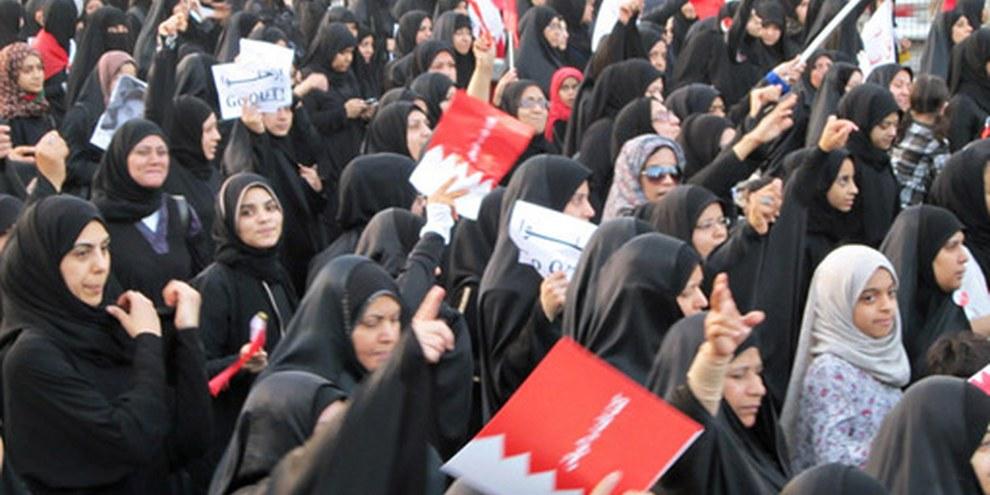 35 personnes sont mortes lors des manifestations antigouvernementales à Bahreïn. © AI