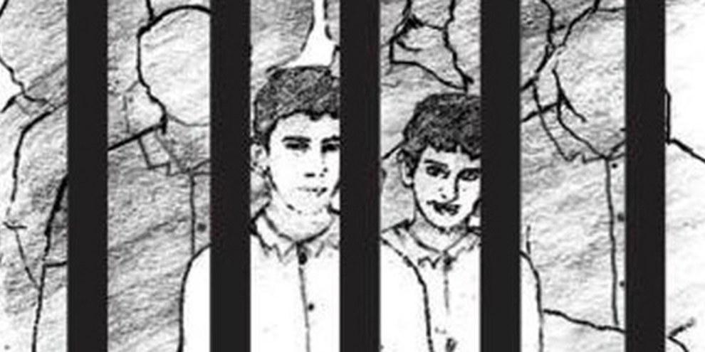 Plus de cent adolescents, parfois âgés de seulement 13 ans, ont été placés en détention au cours des deux dernières années. © AI